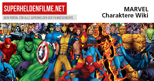 Marvel Charaktere