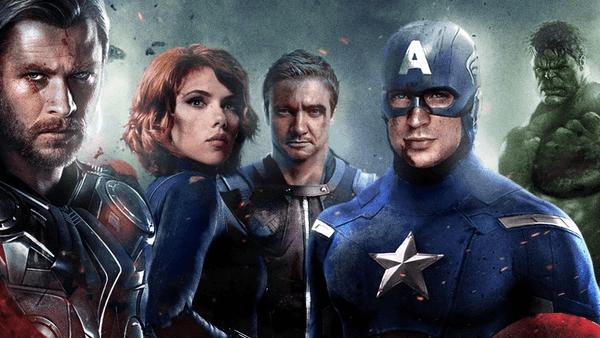 Marvel filme 2019
