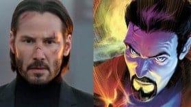 Doctor Strange | Keanu Reeves als Strange?