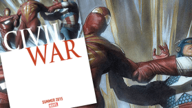 MARVEL Comics | Auch Civil War 2015 erneut!