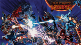 MARVEL Comics | Secret Wars kommt 2015 erneut