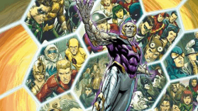 DC Comics | Comic-Event 2015: Convergence
