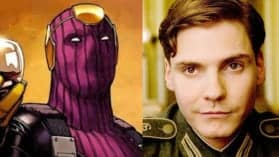 The First Avenger - Civil War | Daniel Brühl wird Baron Zemo