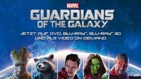 Guardians of the Galaxy | Jetzt auf DVD und Blu-ray