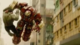The Avengers - Age of Ultron | Clip: Hulk vs. Hulkbuster