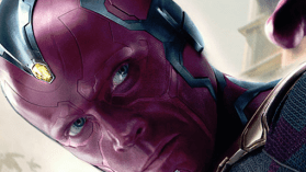 The Avengers - Age of Ultron | Vision mit eigenem Filmplakat