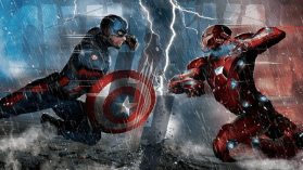 The First Avenger - Civil War | Erstes Promo Bild