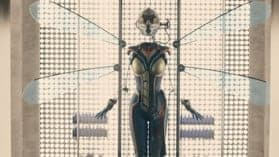 Ant-Man | Offizieller Blick auf den Wasp Anzug