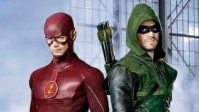The Flash (Serie) | Trailer zum Crossover mit Arrow