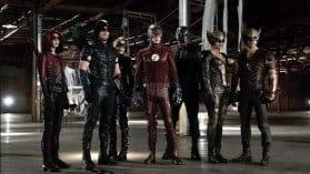 The Flash (Serie) | Superhelden-Team im Crossover
