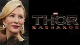 Thor - Tag der Entscheidung | Oscar-Preisträgerin Cate Blanchett dabei?