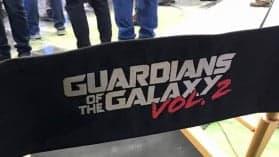 Guardians of the Galaxy Vol. 2   Dreh hat begonnen