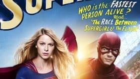 Supergirl | Hommage Poster zum Crossover