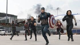 The First Avenger - Civil War | Viele HD-Bilder aus Trailer