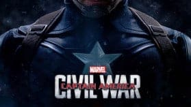 The First Avenger - Civil War | Team Cap Charakter Poster