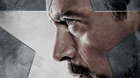 The First Avenger - Civil War | Team Iron Man Charakter Poster