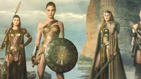 Wonder Woman | Seht die Amazonen!