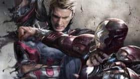 The First Avenger - Civil War | Beeindruckendes Konzeptbild aufgetaucht!