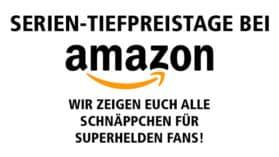 Superhelden Serien | Serien-Tiefpreistage bei Amazon!