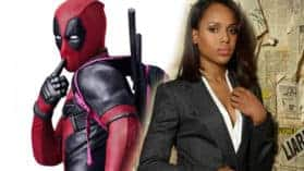 Deadpool 2 | Wird Kerry Washington Domino in Deadpool 2 spielen?