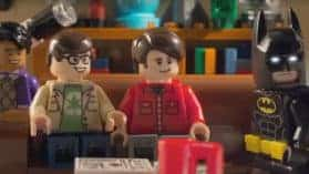 The LEGO Batman Movie | Video: Batman macht LEGO-Film-Promo bei Big Bang Theory