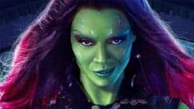 The Avengers 4 | Hat Gamora-Darstellerin Zoe Zaldana den Titel von Avengers 4 verraten?