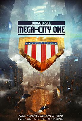 Judge Dredd - Mega-City One