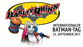 DC Comics | Am 23. September ist internationaler Batman... nein, Harley Quinn-Tag!