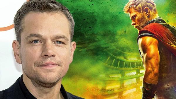 Thor Tag Der Entscheidung Matt Damon
