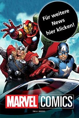Marvel Comics Morgen Gratis Comic Tag 2017