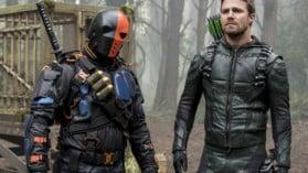 """Arrowverse   Bekommen wir eine """"R-Rated"""" Spin-Off-Serie rund um Deathstroke im Arrowverse?"""