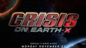 "Arrowverse | Erster Teaser zum Arrowverse-Crossover ""Crisis on Earth X"" ist da!"
