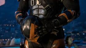 """Deathstroke   Schauspieler Joe Manganiello zeigt das erste offizielle Bild von """"Deathstroke"""""""