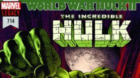 "MARVEL Comics | Marvel kündigt ""World War Hulk II"" für 2018 an!"