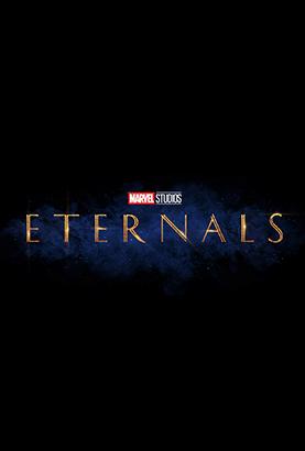 The Eternals • Superhelden Film