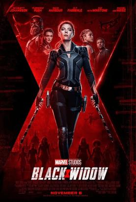 Black Widow • Superhelden Film