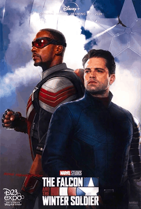 The Falcon And The Winter Soldier Superhelden Serie Mit Episodenguide