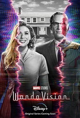 WandaVision • Superhelden Serie