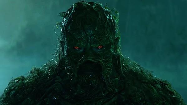 Swamp Thing: So sieht das DC-Sumpfmonster aus + Aus für DC Universe?