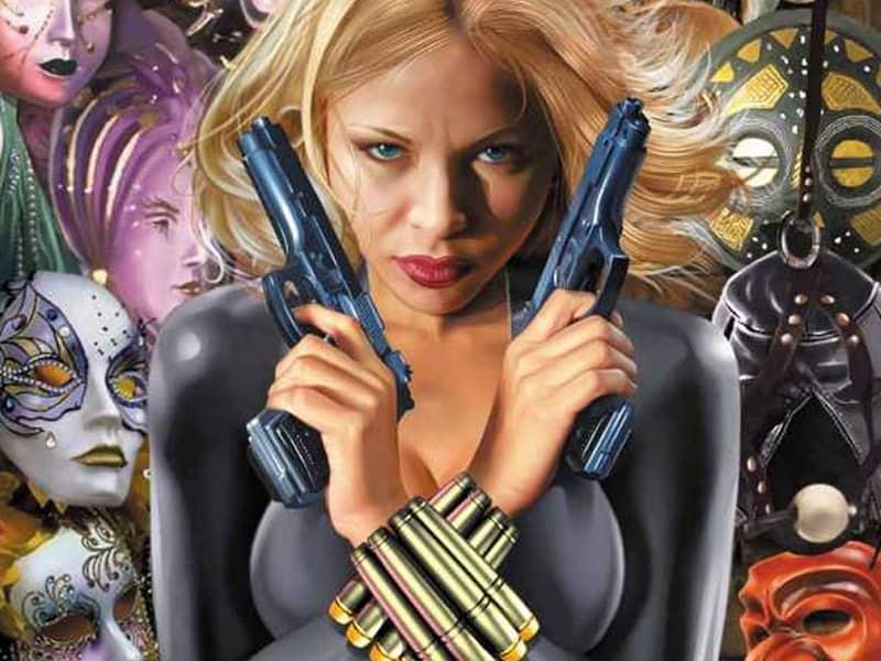 Black Widow Fähigkeiten