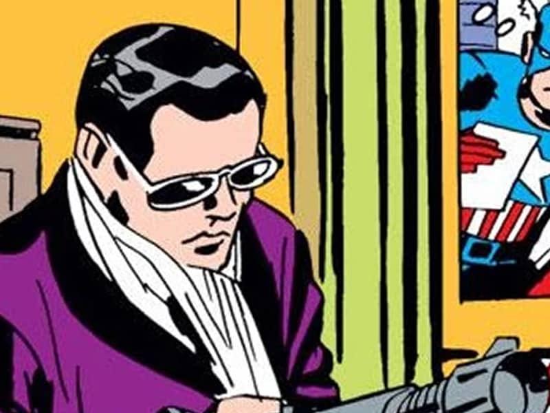 Starhammer Vuk Marvel Comics Charakter Erde 616