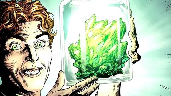 Grünes Kryptonit • DC Comic Wiki