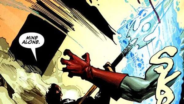 Gungnir (Speer) • Marvel Comic Wiki