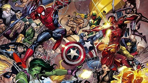 Superhelden liste mit bildern